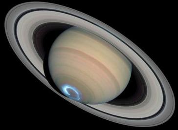 Saturn Aurora