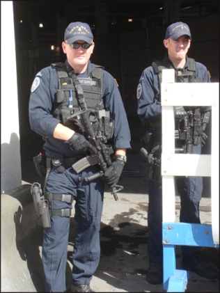 Coast Guard Security - m - with border