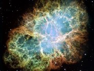 Crab Nebula from Hubble