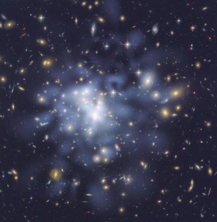 Dark Matter around Galaxies
