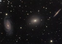 Draco Group of Galaxies