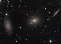 Draco Group of Galaxies