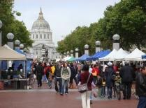 Farmer's Market at SF CC - m