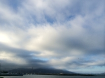 Fog Rolling in over SF Bay 11-10-2014