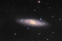Galaxy - Messier 65