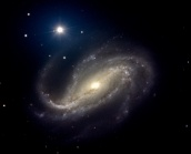 Spiral Galaxy NGC 613