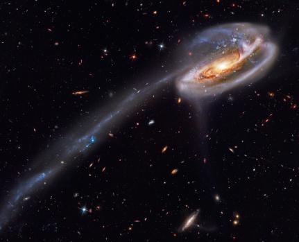 The Tadpole Galaxy (Arp 188)