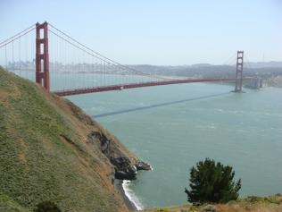 Golden Gate Bridge - m