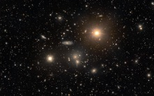 Hydra Cluster of Galaxies
