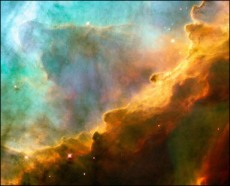 M17 Nebula - closer up