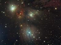 NGC 2170 - a reflection nebula