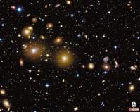 Perseus Cluster of Galaxies - 2