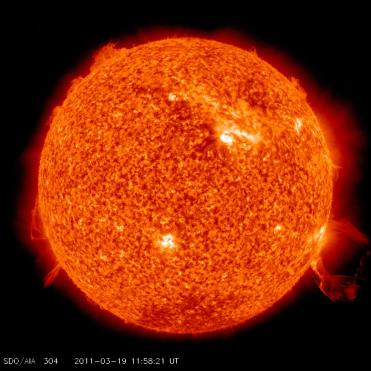 Plasma Blast - whole sun