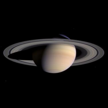 Saturn in Color