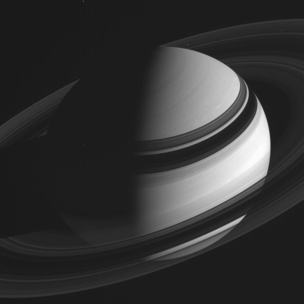 Saturn, its Rings and its Moons | Thus Spoke Jon