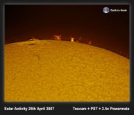 Sunspot and Solar Flares