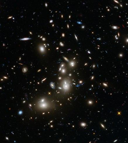 Abell 2744 aka Pandora's Cluster