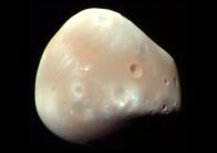 Deimos - Mars moon