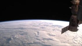 Earth as seen from the International Space Station cam May/23/2015 - https://twitter.com/ThusSpokeJon/status/602249409510789121