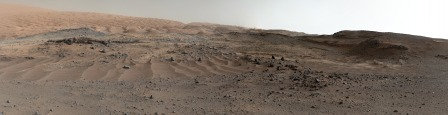 Mars Terrain - larger version and info at http://apod.nasa.gov/apod/ap150808.html