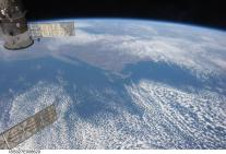 New England and NY to the Great Lakes from the ISS