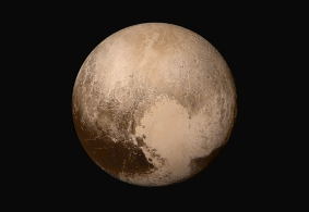 Pluto - high res - released 7-25-2015