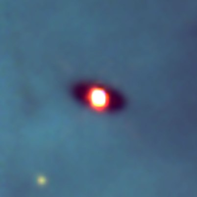 Protoplanetary Disc - This is a solar system forming in Orion - more info at http://www.spacetelescope.org/images/opo9545g/