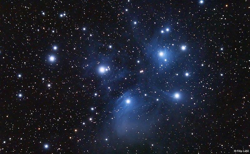 pleiades star cluster subaru - photo #1
