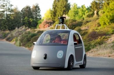 Google Car 640x426