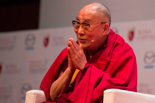 Dalai Lama from his website