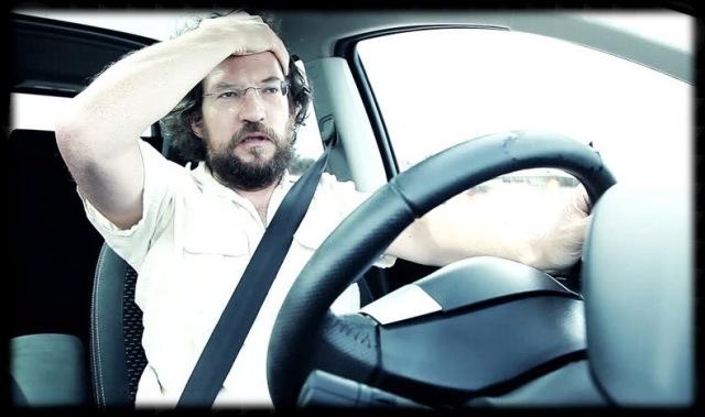 LA Stressed Driver